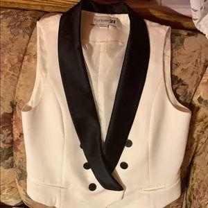 Elegant Tuxedo vest